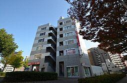 愛知県名古屋市中村区松重町の賃貸マンションの外観