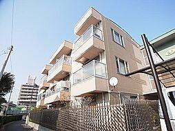 ピュアハイムKERO[3階]の外観