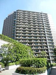 東京都港区六本木1丁目の賃貸マンションの外観