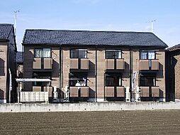 セレーノA[1階]の外観