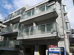 大阪府大阪市住之江区御崎1の賃貸マンションの外観