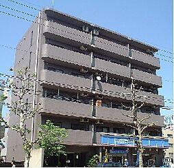 京都府京都市伏見区深草西浦町の賃貸マンションの外観