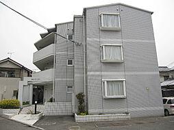 広島県安芸郡府中町鶴江1丁目の賃貸アパートの外観