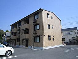 静岡県沼津市西椎路の賃貸アパートの外観