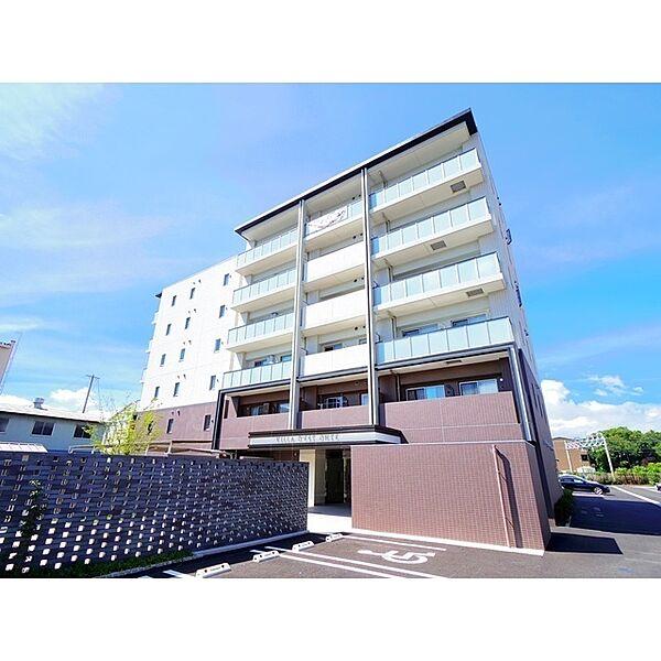 VILLA D`EST OHTE(ヴィラデスト大手)A 4階の賃貸【長野県 / 松本市】