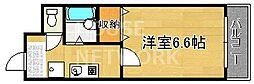 セントポーリア丸太町[301号室号室]の間取り