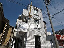 フォレスト伊勝町[3階]の外観