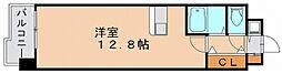 キャメロットアネックス[5階]の間取り