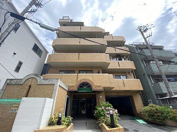 スカイハイツモリカワ[4階]の外観