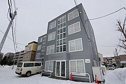 Hibarigaoka B[401号室]の外観