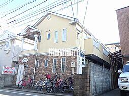 ふろんてぃあ箱崎[1階]の外観