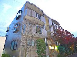 ドルフヤマノウチA[3階]の外観