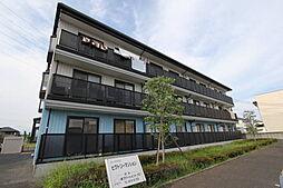 ビクトリーマンション[1階]の外観