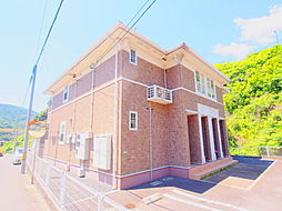 広島県広島市安芸区瀬野5の賃貸アパートの外観