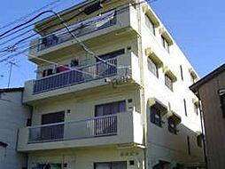 横山ビル[3階]の外観
