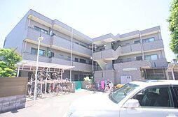 大阪府大阪市阿倍野区松虫通2丁目の賃貸マンションの外観