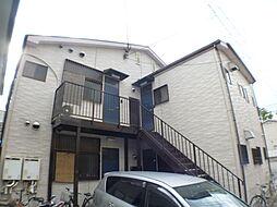 兵庫県神戸市東灘区御影1丁目の賃貸アパートの外観