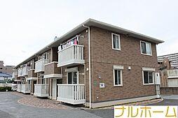 大阪府大阪市平野区瓜破東2丁目の賃貸アパートの外観