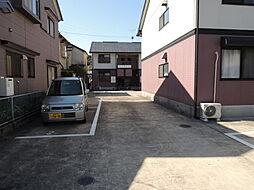 エヴァーグリーン[2階]の外観
