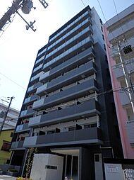 グランパシフィック本田[8階]の外観