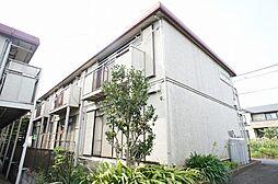 シティハイムアケボノB[103号室]の外観