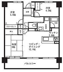 ユメックスマンション佐賀駅北 903[903号室]の間取り