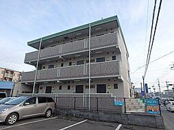 静岡県静岡市葵区瀬名1丁目の賃貸マンションの外観