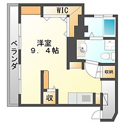 野武ビル[2階]の間取り