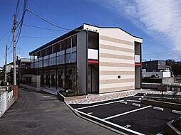 東京都八王子市中野上町3丁目の賃貸アパートの外観