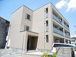 徳島県徳島市出来島本町2丁目の賃貸マンションの外観