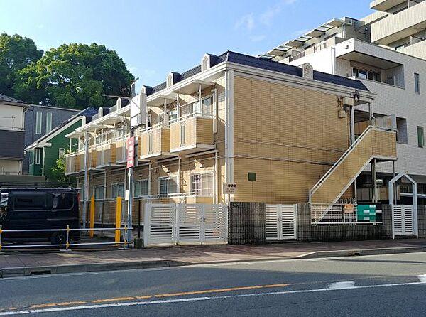 アパートメントハウスELM[203号室]の外観