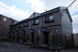 [テラスハウス] 滋賀県野洲市西河原 の賃貸【/】の外観