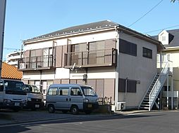 ボナール西寺尾[102号室]の外観
