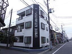 アプライズ北松戸[2階号室]の外観