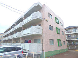 第3末広マンション[3階]の外観