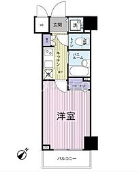 トーシンフェニックス日本橋蛎殻町[9階]の間取り