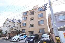広島県広島市安佐南区長束6丁目の賃貸アパートの外観