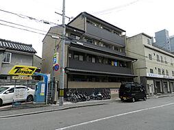 フラッティ堀川高辻[108号室]の外観