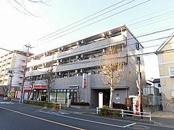 昭島コートエレガンスA棟[412号室]の外観