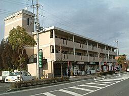 滋賀県野洲市西河原の賃貸マンションの外観