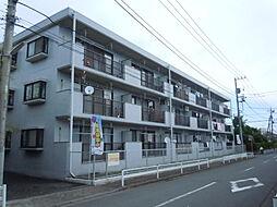 第三カスヤマンション[305号室]の外観