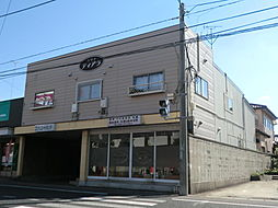 新潟県新潟市東区逢谷内6丁目の賃貸アパートの外観
