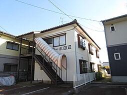 コーポ田辺[2階]の外観