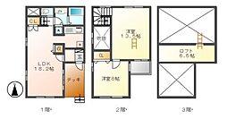 セレブ覚王山W棟[1階]の間取り