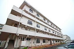 松ヶ丘住宅19号棟[2階]の外観