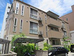 大阪府茨木市西駅前町の賃貸アパートの外観