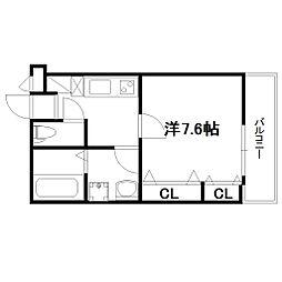 (仮称)GROOVE京田辺[103号室]の間取り