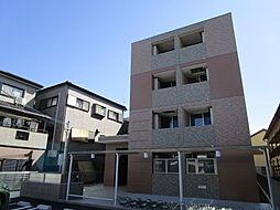 グレンツェン茨木[4階]の外観