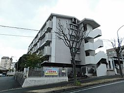 福岡県北九州市八幡西区里中3丁目の賃貸マンションの外観