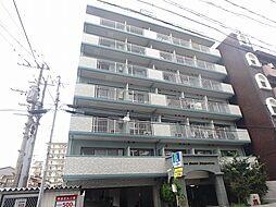 ライオンズマンション三萩野駅前[3階]の外観